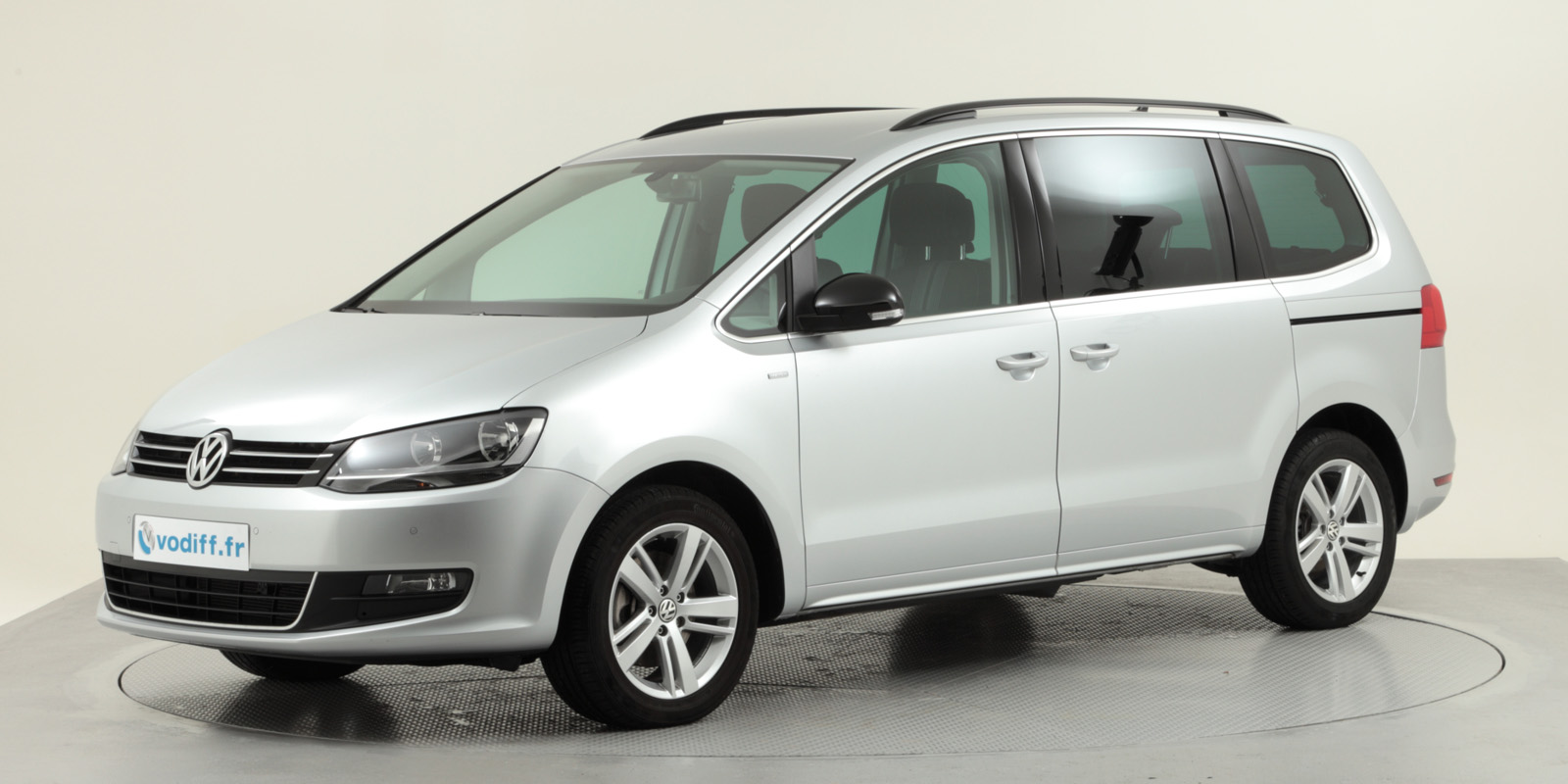 volkswagen sharan 2 0 tdi match 140 cv dsg 7 places occasion. Black Bedroom Furniture Sets. Home Design Ideas