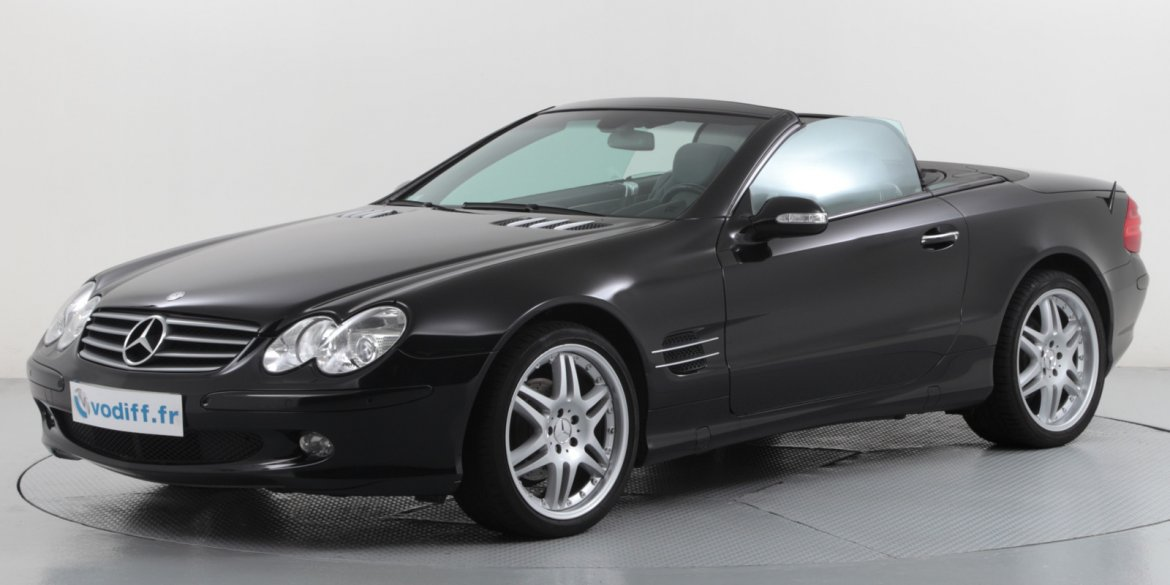 mercedes sl 350 d 39 occasion en alsace. Black Bedroom Furniture Sets. Home Design Ideas