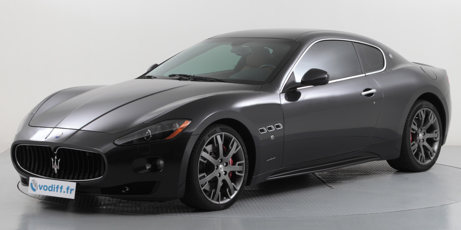 maserati granturismo 4 7 l v8 440 cv bvr occasion. Black Bedroom Furniture Sets. Home Design Ideas