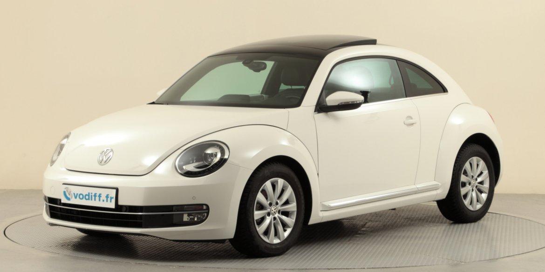 volkswagen new beetle d 39 occasion en alsace. Black Bedroom Furniture Sets. Home Design Ideas