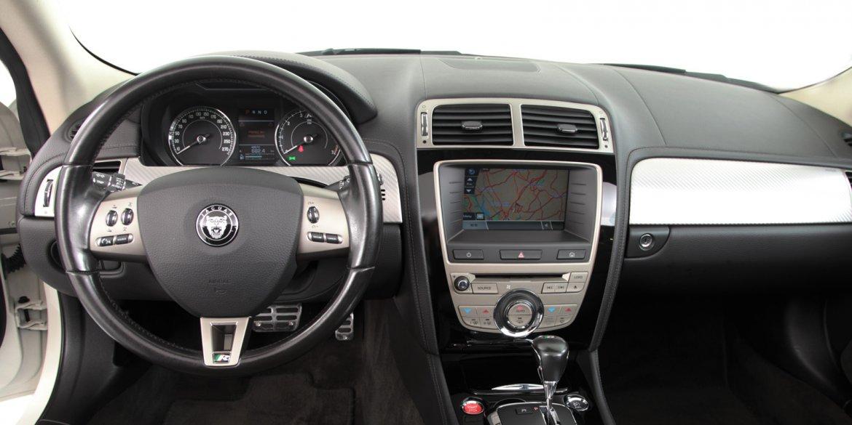 jaguar xkr 4 2 cabriolet 416 cv automatique occasion