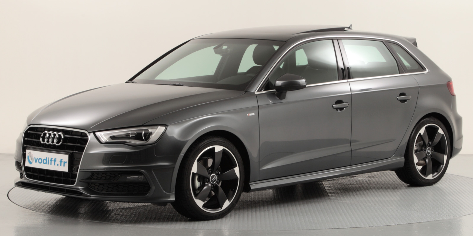 audi a3 sportback 2 0 tdi 150 s line occasion. Black Bedroom Furniture Sets. Home Design Ideas
