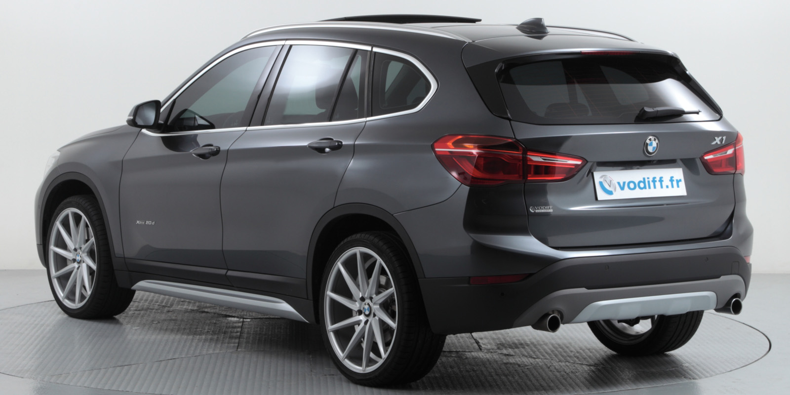 bmw x1 20d xdrive 190 cv x-line automatique